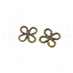 Link bronz 4 petale 10 mm