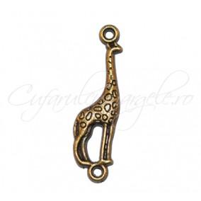 Link bronz girafa 29x8 mm