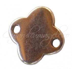 Link inox 4 petale 11 mm
