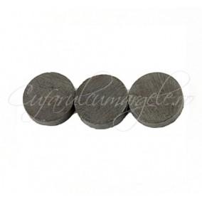 Magnet gri 15 mm