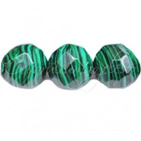 Malachit sinteza sferic fatetat 16 mm