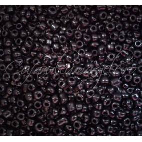 Margele de nisip 2 mm negru