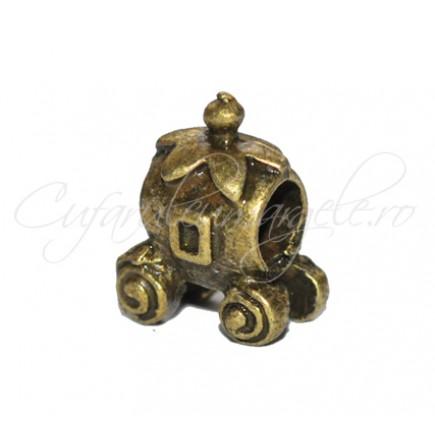 Margele metalice decorative MM090