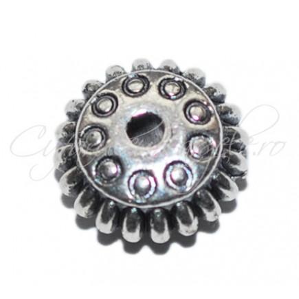 Margele metalice decorative MM102