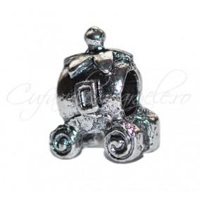 Margele metalice decorative MM106