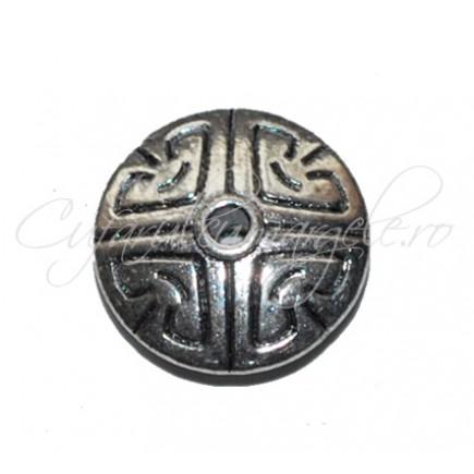 Margele metalice decorative MM125