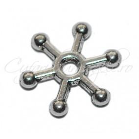 Margele metalice decorative MM128