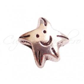 Margele tip Pandora stea 10x10x7 mm