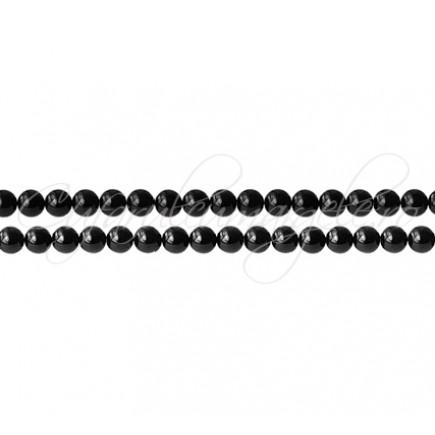 Onix sferic lucios 4 mm