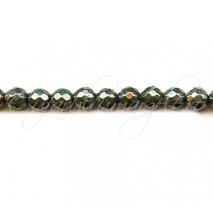 Pirita sferic fatetat 6 mm