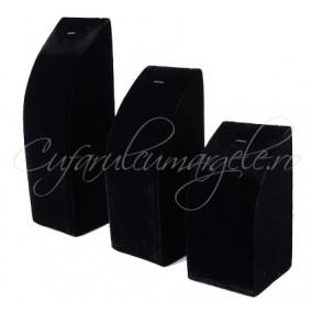 Set 3 suporturi coliere 24x19x14 cm