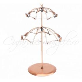 Suport cercei rotativ umbrela etaje individuale